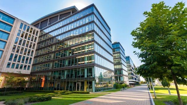 Мультизональные VRF-системы для больших зданий
