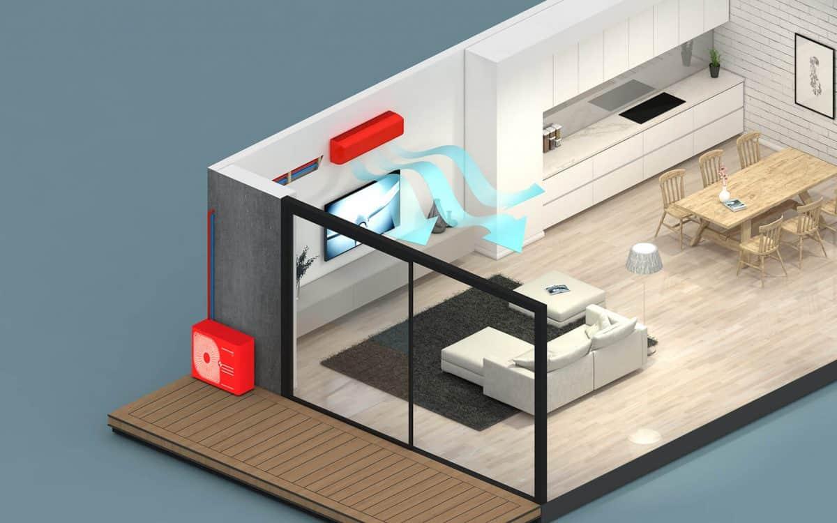 Настенные сплит-системы MHI для дома и офиса